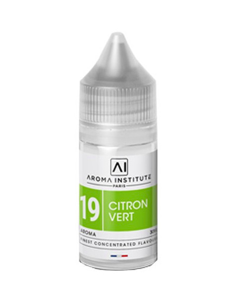 19 Arôme Citron Vert   Aroma Institute