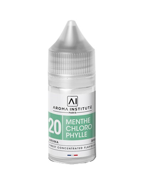 20 Arôme Menthe Chlorophylle | Aroma Institute